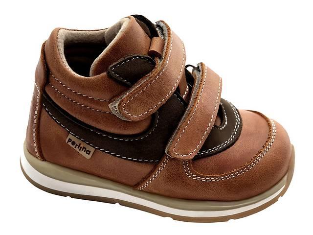 85e7d0689162 Ботинки Perlina 91RIJIK 21 13,7 см Рыжий - Детская обувь в Киеве на ...