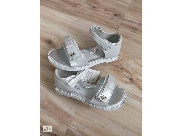 Детские босоножки, сандали с бантиком 26-31- объявление о продаже  в Одессе