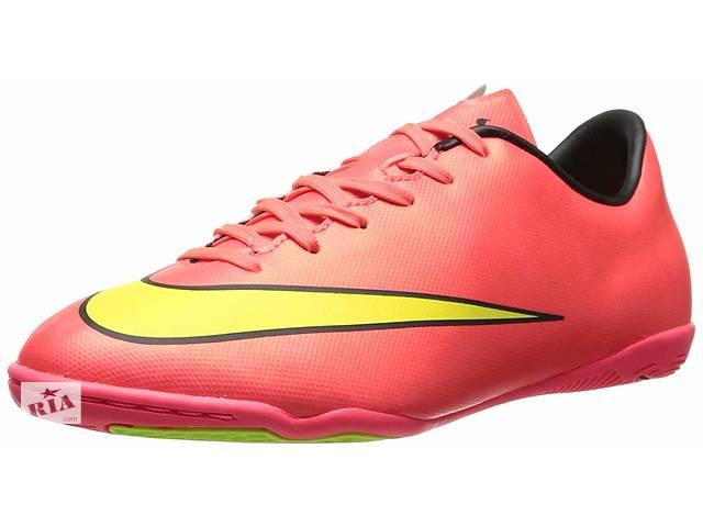 Детские футзалки Nike JR Mercurial Victory V IC 651639-690 35,5- объявление о продаже  в Дніпрі (Дніпропетровськ)