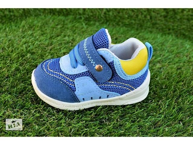 бу Детские кроссовки сетка Nike на мальчика синие 18 - 23 в Южноукраинске