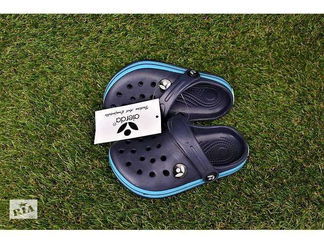бу Кроксы детские Crocs синие р24-29 в Южноукраинске