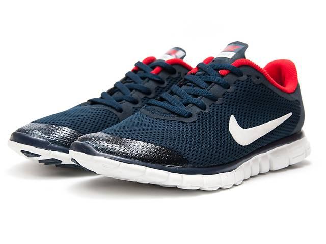 697149c923b0e9 Кросівки Nike Free Run 3.0, темно-сині 36,37,38,39,40,41 розмір ...