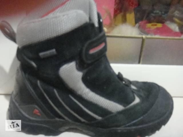 купить бу Продам ботинки Ecco демисезонные Receptor 31 размер в Ирпене