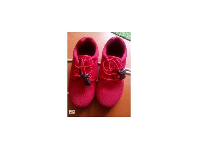 продам Продам туфлі-кросівки на дівчинку бу в Дніпрі (Дніпропетровськ)