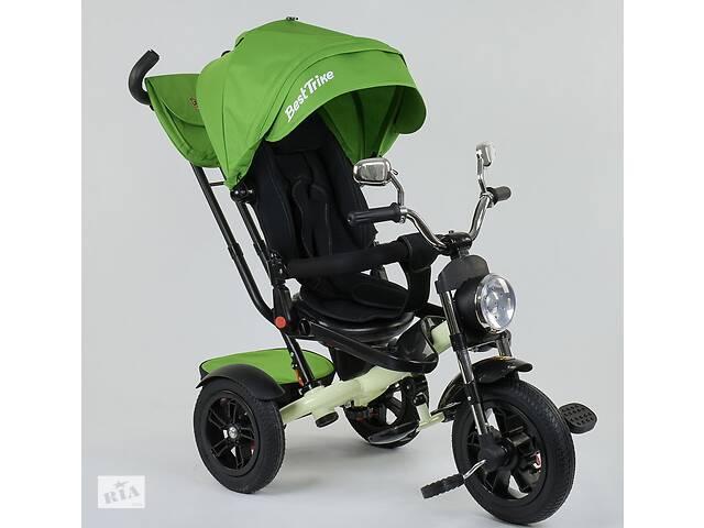 купить бу Акция! Модный детский трехколесный велосипед BEST TRIKE 4490 в Славянске
