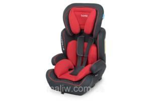 Автокресло Bambi M 4250 9-36 кг Isofix Red