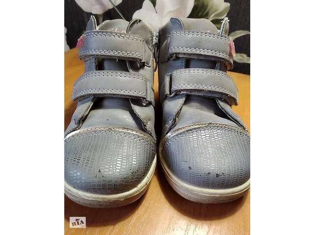 Ботинки для девочки демисезонные- объявление о продаже  в Виннице