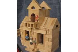 Деревьев& # 039; деревянные элементы для конструктору (500+ штук)