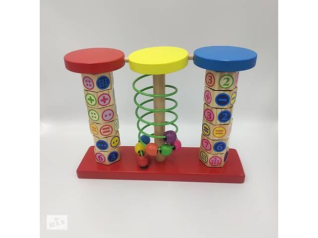 продам Деревянная игрушка Центр развивающий Beilaluna (MD 2062-1) бу в Киеве