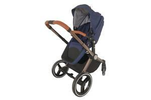 Детская коляска универсальная Welldon 2 в 1, синяя