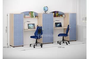 Детская комната для двоих ДКР 403