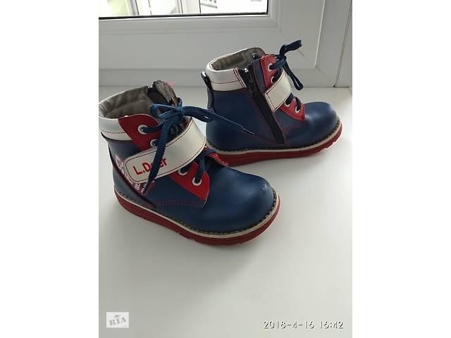 бу Детские ботинки, ботиночки  в Костополе