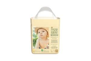 Детские подгузники-трусики NatureLoveMere BambooCorn размер L 7-11 кг, 22 шт
