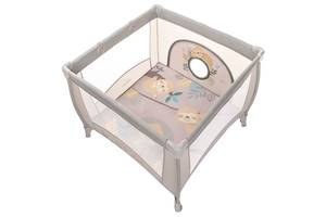 Детский манеж Baby Design Play Up 2020 09 Beige (202346)