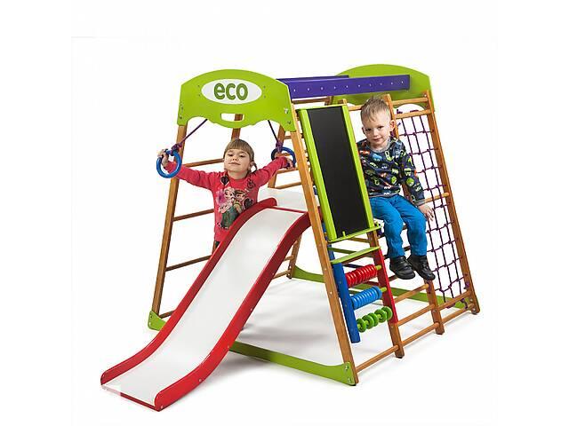купить бу Детский спортивный комплекс для квартиры Карамелька Plus 3 в Одессе