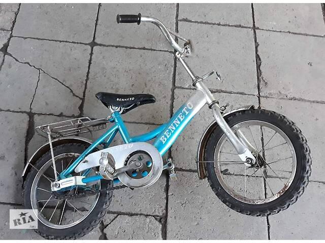 Детский Велосипед Benetto