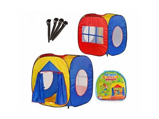 Детский игровой тканевый домик-палатка  Metr+ Шатер в сумке- объявление о продаже  в Киеве