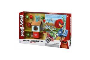 Фигурка Jazwares Angry Birds Medium Playset Pig City Build 'n Launch Playset (ANB0015)