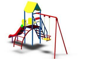 Ігровий комплекс, дитячий майданчик