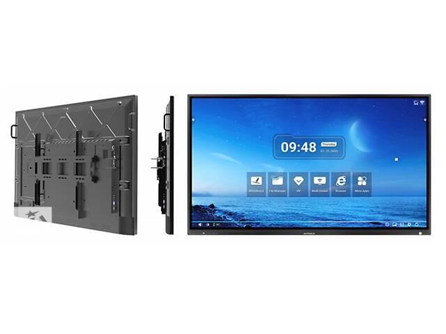 Інтерактивна панель IBOARD 65″, дві ОС (ANDROID 8.0+WINDOWS; PCI5;8Gb)- объявление о продаже  в Житомире