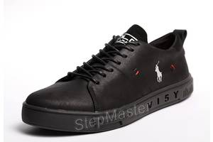 Кеды кроссовки кожаные Polo Ralph Lauren