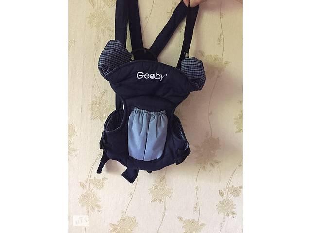 купить бу Кенгуру Geoby для переноски малыша в Мелитополе