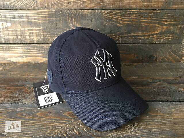 Кепка синяя бейсболка New York Yankees .Купить картуз нью йорк недорого в Украине.распродажа- объявление о продаже  в Киеве