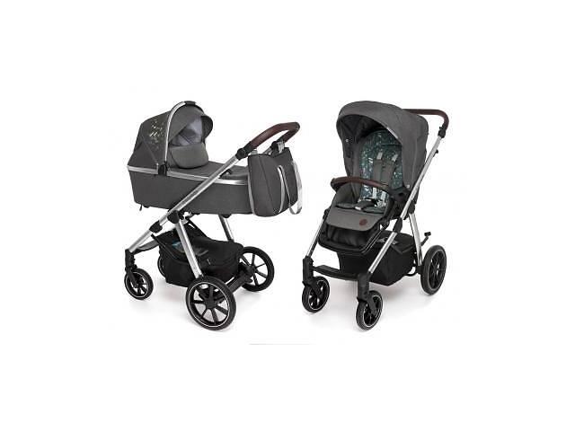 Коляска Baby Design 2 в 1 Bueno 117 GRAPHITE (203558)- объявление о продаже  в Харькове