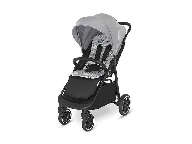 купить бу Коляска Baby Design COCO 2021 07 GRAY (204302) в Харькове