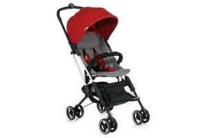 Коляска BabyHit Picnic Red-Grey (69694)
