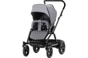 Коляска Britax Go Big2 Grey Melange Black (2000029403)