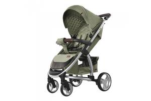 Коляска прогулочная CARRELLO Vista CRL-8505 OIive Green