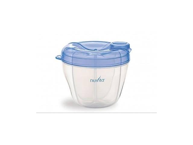 купить бу Контейнер для хранения грудного молока Nuvita синий (NV1461Blue) в Киеве