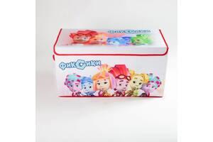 Коробка ящик для хранения игрушек и детских вещей Фиксики SKL18-254807