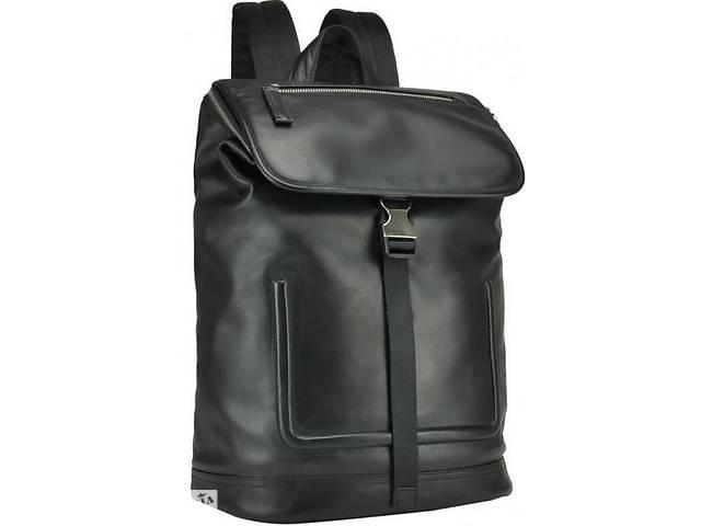 Кожаный мужской рюкзак  Tiding Bag B3-2731A, черный, 18л- объявление о продаже  в Киеве