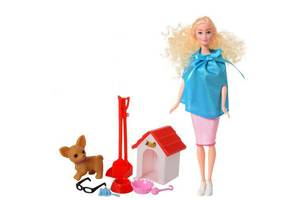 Кукла с собачкой Sariel Kronos Toys 7728-A1 (tsi_53860)