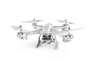 Квадрокоптер FPV с камерой Syzygy S5 ( S5(White) Белый)