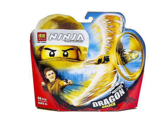продам Летающий Конструктор LEGO NINJAGO Спинджитцу бу в Одессе