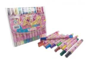 Мелки пастельные MK 4392 ( 4392-B (Barbie))