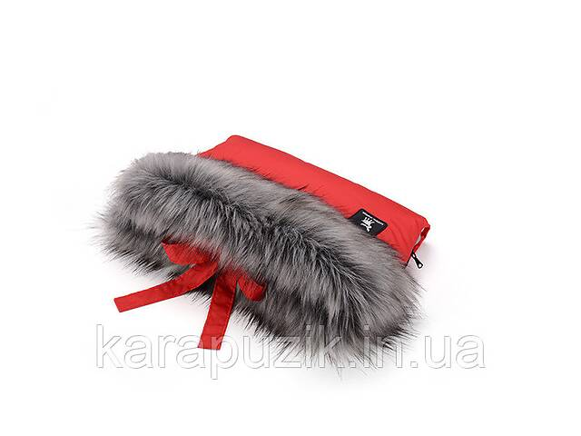 купить бу Муфта Cottonmoose Cottonmuff 262/124/72/142 red (красный) в Киеве