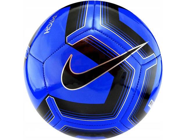 Мяч футбольный Nike Pitch Training SC3893-410 Size 5- объявление о продаже  в Львове