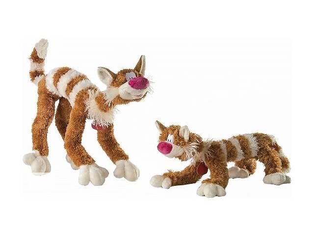 купить бу Мягкая игрушка детская из искусственного меха Кот Бекон Fancy, рыжий, 65 см в Киеве