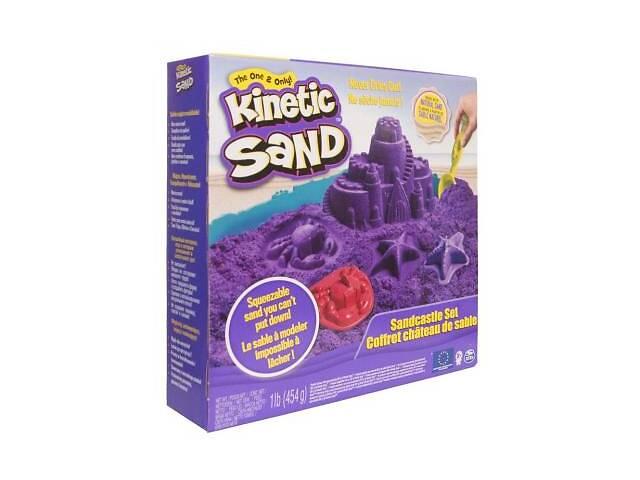 купить бу Набор для творчества KINETIC SAND Кинетический песок Wacky-tivities Замок из песка 454 г (71402P) в Харькове