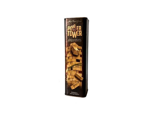 продам Настільна гра Danko Toys Power Tower 56 брусків бу в Харкові