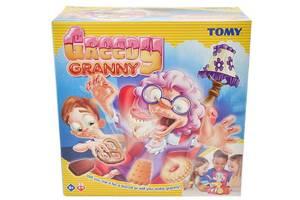 Настольная игра Tomy Жадная бабушка (T72465)