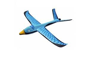 Планер метательный J-Color Eagle 600мм c комплектом красок SKL17-139873