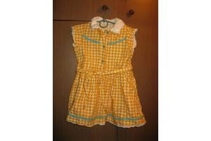 Платье девочке 5 лет