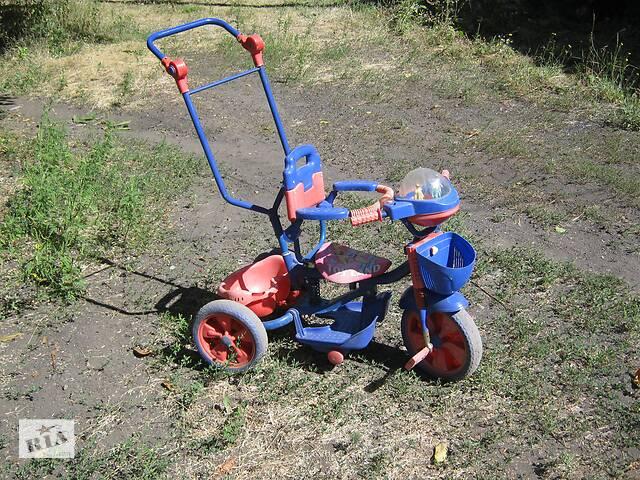 Подарю детский велосипед