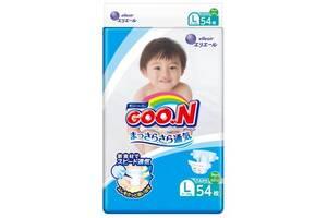 Подгузник GOO.N для детей 9-14 кг размер L унисекс 54 шт. (843155)