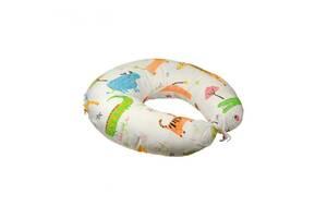 Подушка для кормления Руно с наволочкой Jungle 65х65 см (909Jungle)